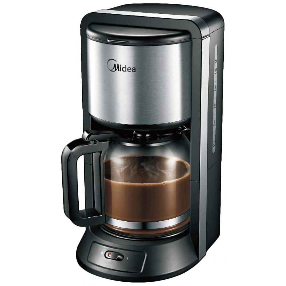 Кофеварка капельного типа midea cfm 1500 отзывы
